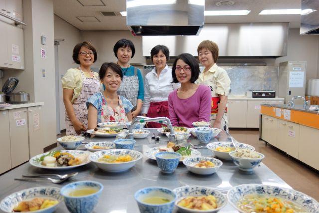 松谷さんの薬膳料理講座