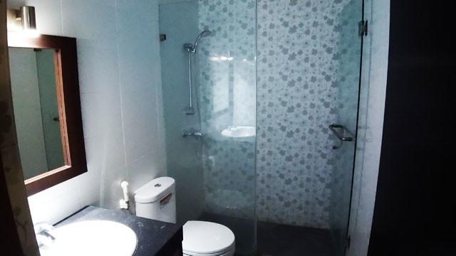 ロサニホテルのバス・トイレ
