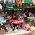 京王百貨店新宿 おもちゃ売り場 モンチッチ