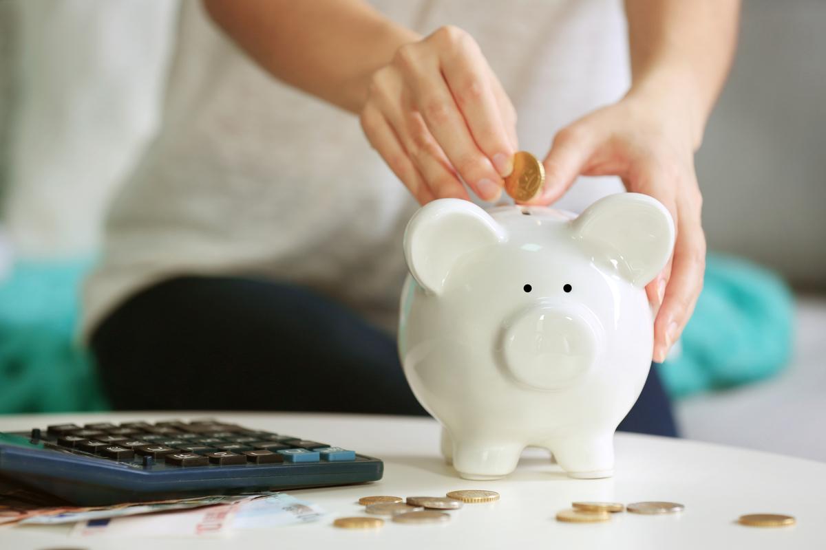 賢くお金を貯める