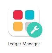 レジャーマネージャーアプリ