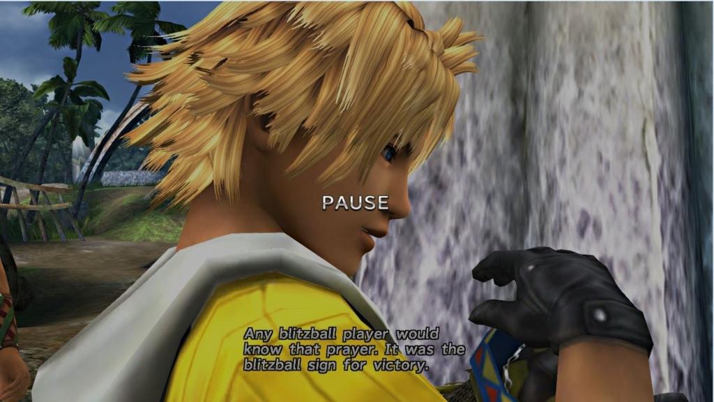 FF10英語版ゲーム画像