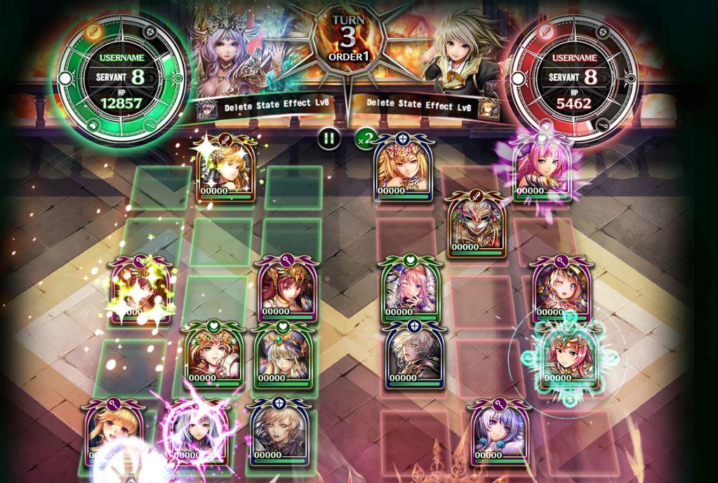 コントラクトサーヴァント –CARD GAME-