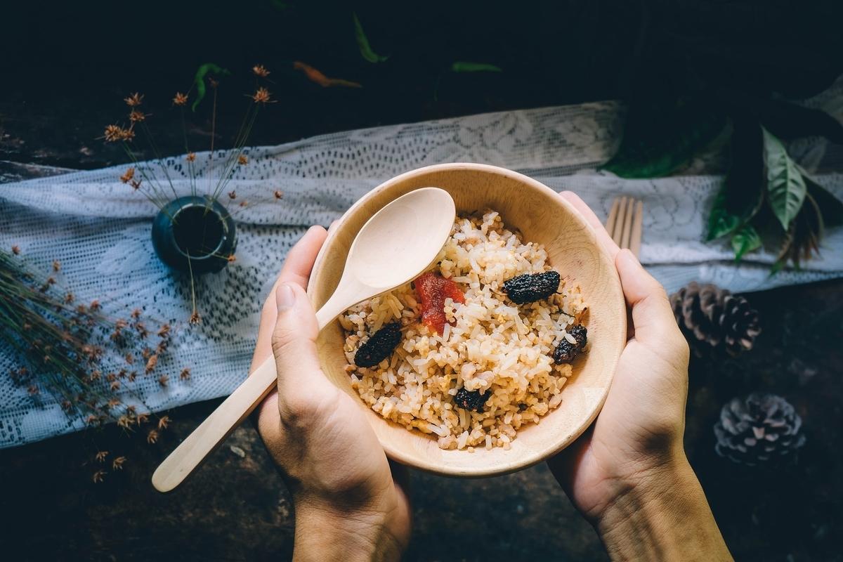少食,筋トレ,食べ物