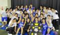 順天堂大学2011 1部昇格