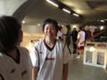 2011インカレ優勝 早稲田大学藤生喜代美