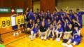 2012順天堂大学1部リーグ初の白星
