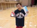 2013オールスター戦MVP本橋菜子