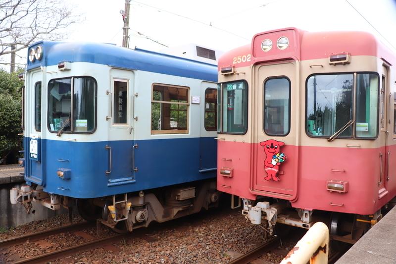 銚子電気鉄道 仲ノ町駅