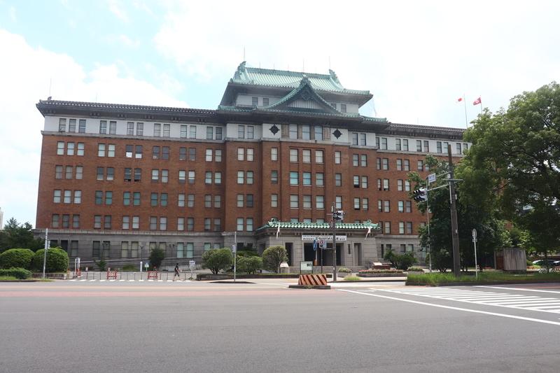 愛知県庁舎
