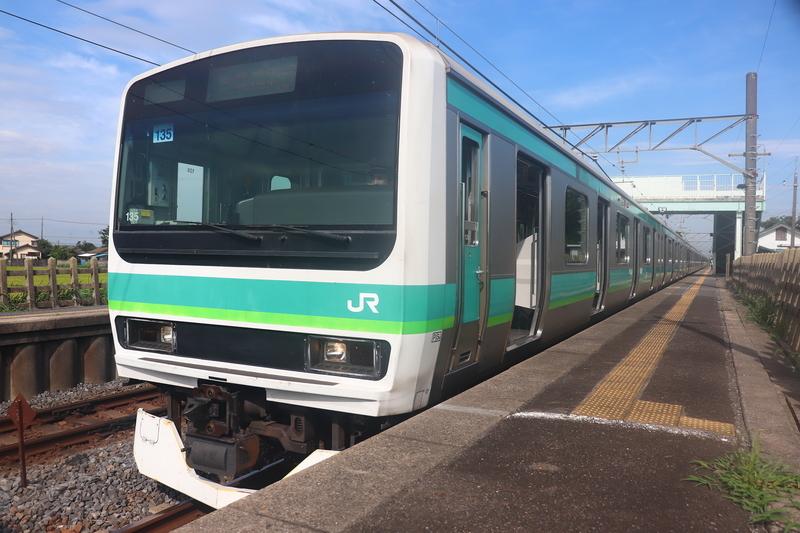 成田線 下総松崎駅