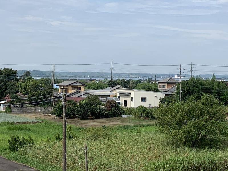 印旛沼 下総松崎駅