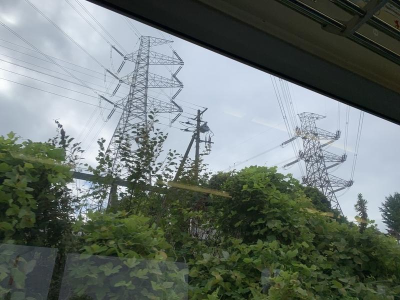 275kV送電線
