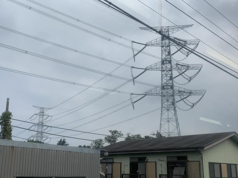 500kV送電線