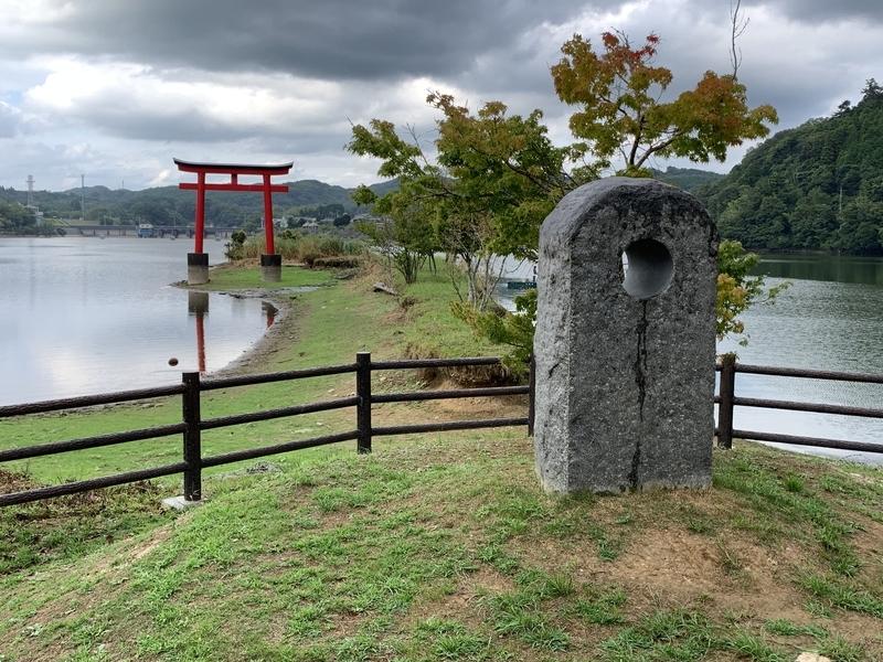 亀山水天宮