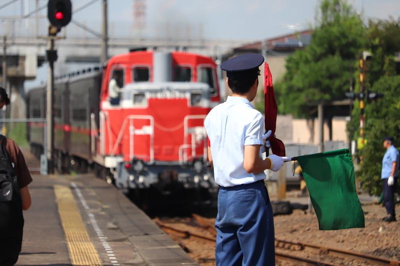 真岡鐵道 SLもおか