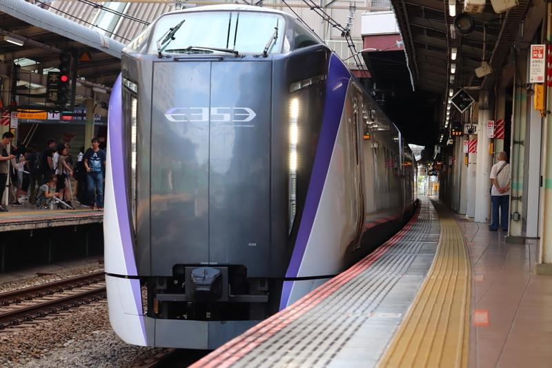 国分寺駅 中央本線 通過待ち