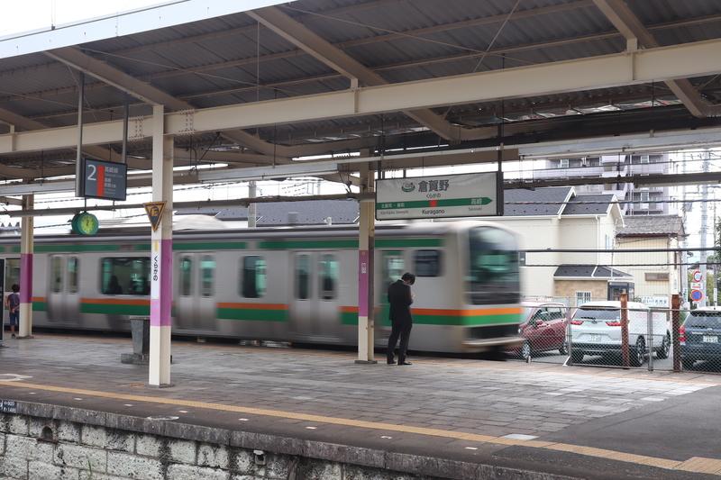 倉賀野駅 高崎線