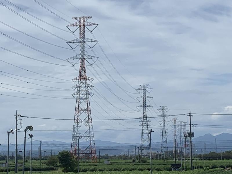 275kV送電線 66kV送電線