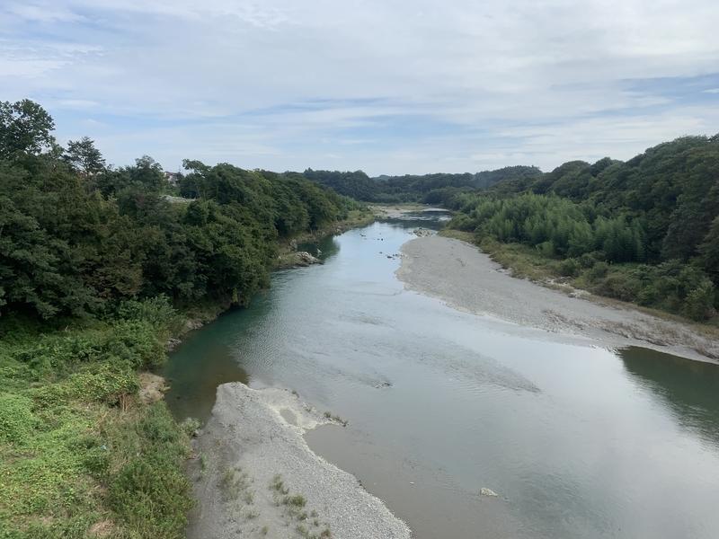八高線 荒川橋梁