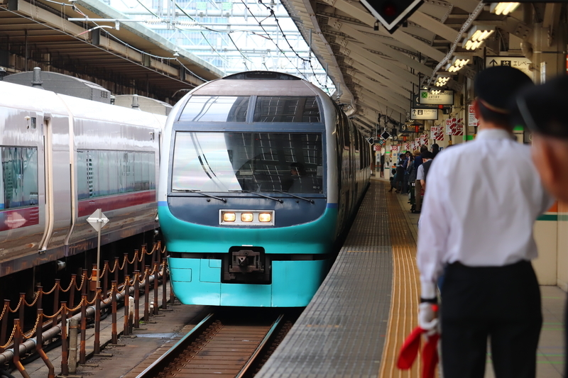 東京駅 スーパービュー踊り子