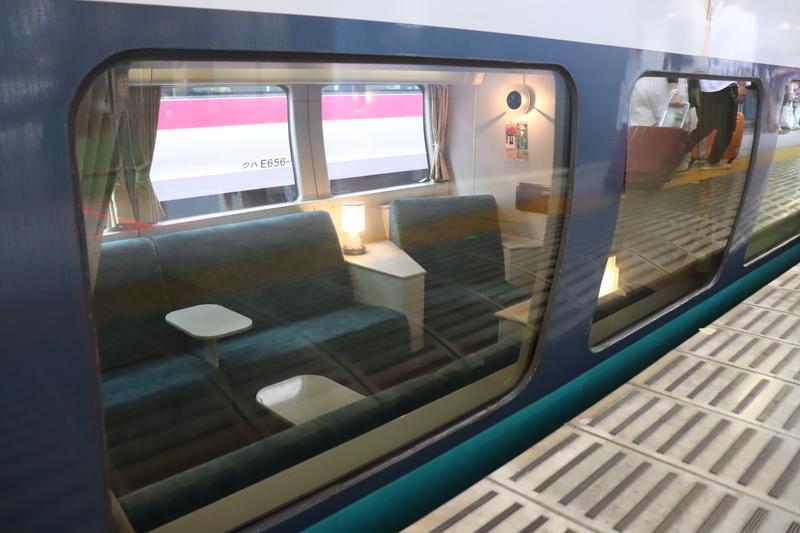 東京駅 スーパービュー踊り子 グリーン車
