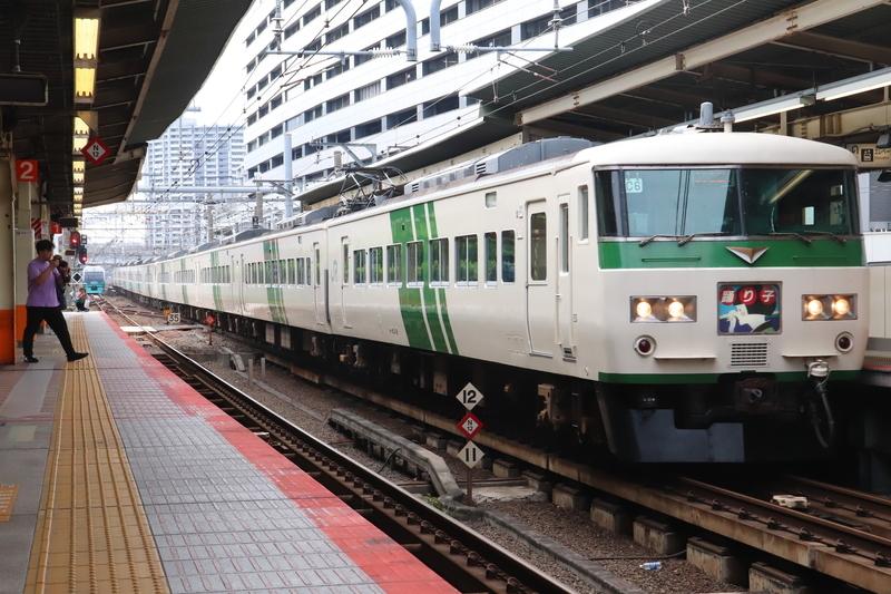 横浜駅 特急 踊り子