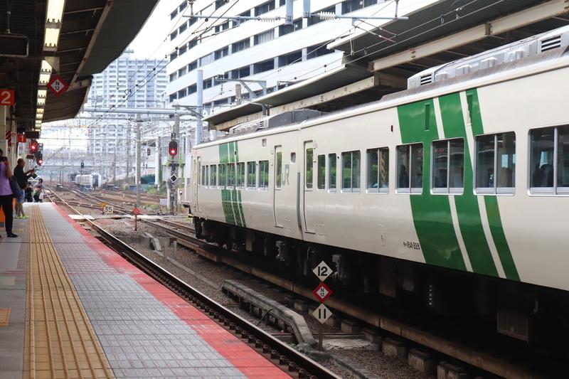横浜駅 特急成田エクスプレス