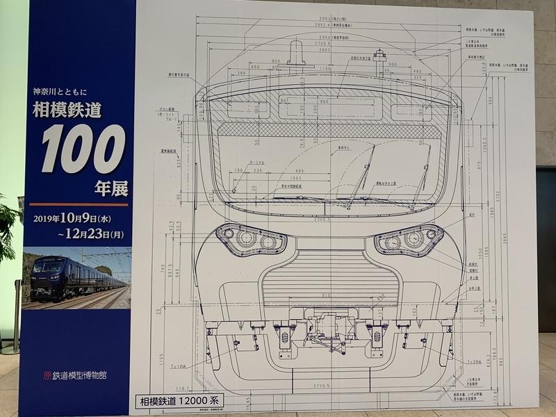 原鉄道模型博物館 相模鉄道100年展