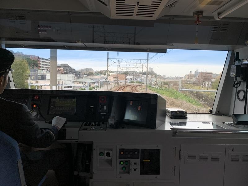 京浜東北線 鶴見 立体交差