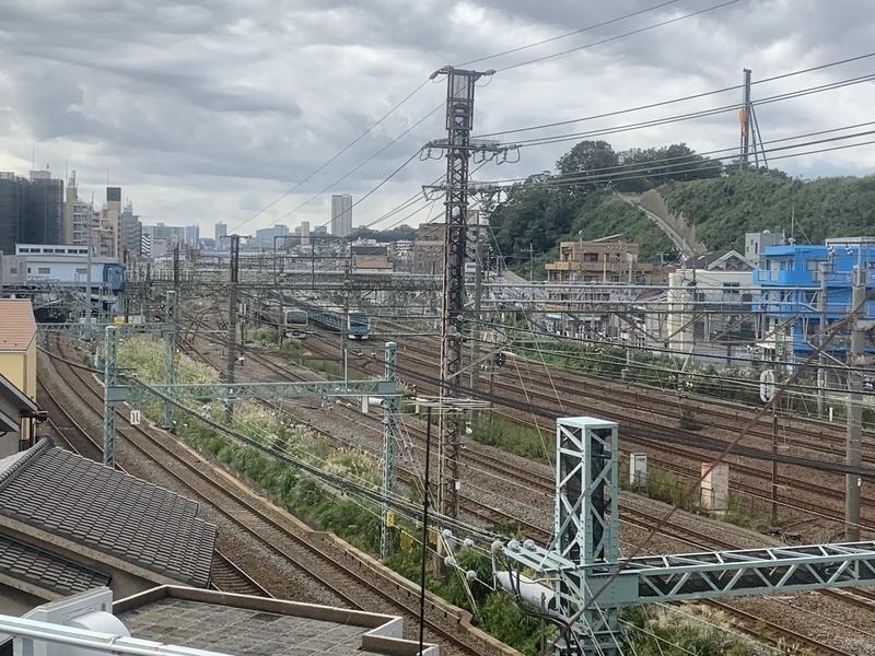 鶴見 京浜東北線 東海道本線