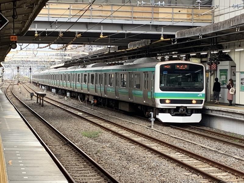 常磐線快速 E231系