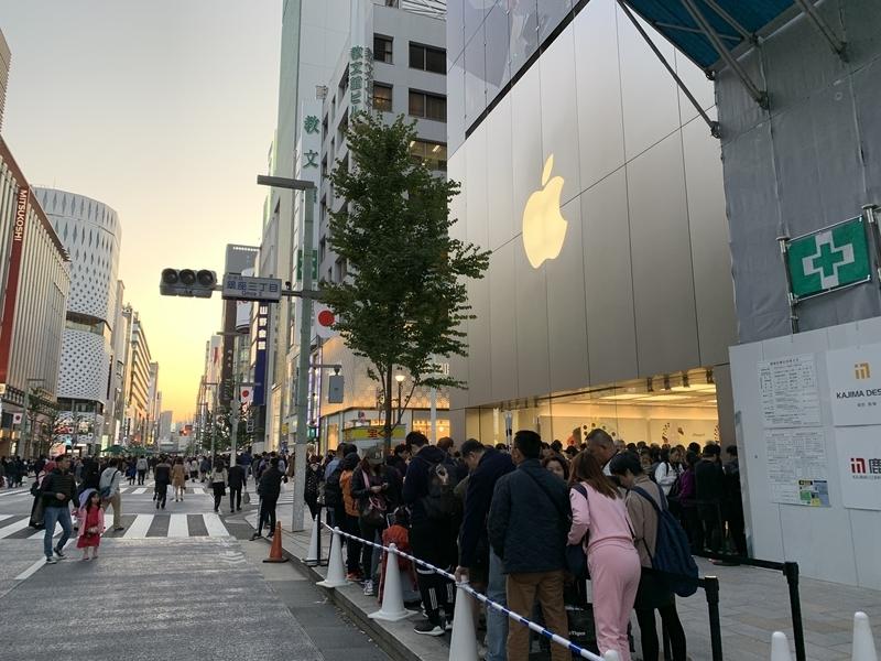 Apple 銀座店