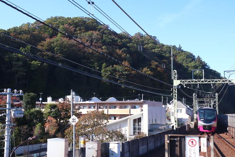 高尾駅 Mt.Takao号