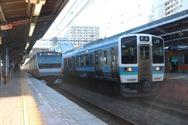 高尾駅 中央本線