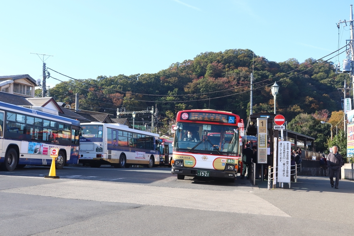 高尾駅 バス停