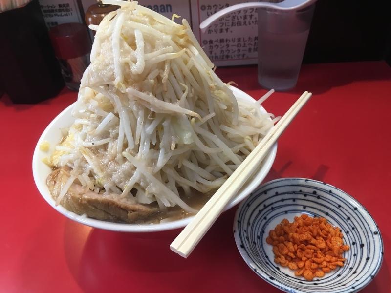 ラーメン千里眼  駒場東大前 ラーメン 普通