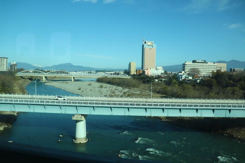 両毛線 利根川橋梁