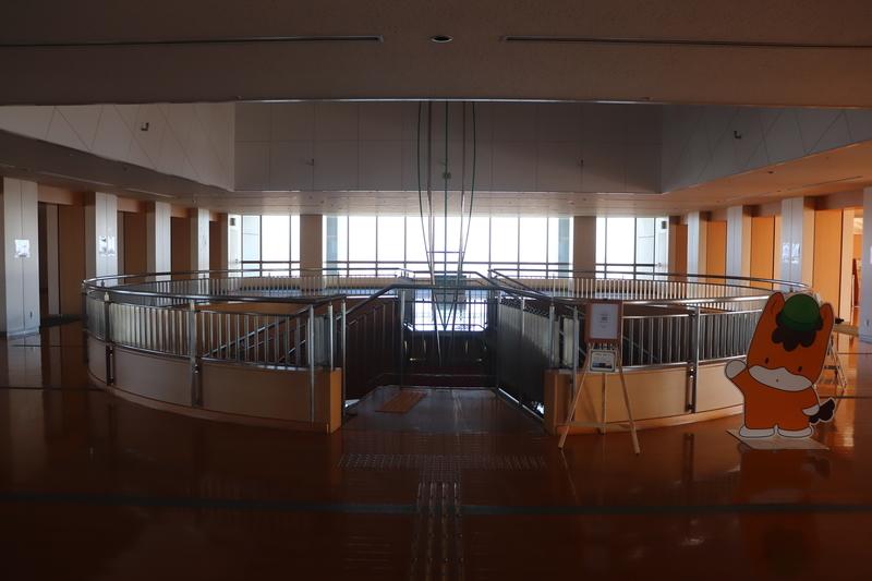 群馬県庁 展望ホール