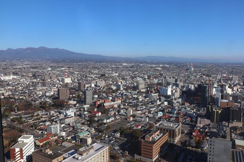 群馬県庁 赤城山系