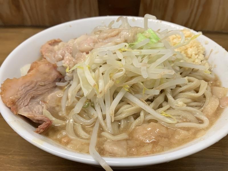 ラーメン二郎 前橋千代田店