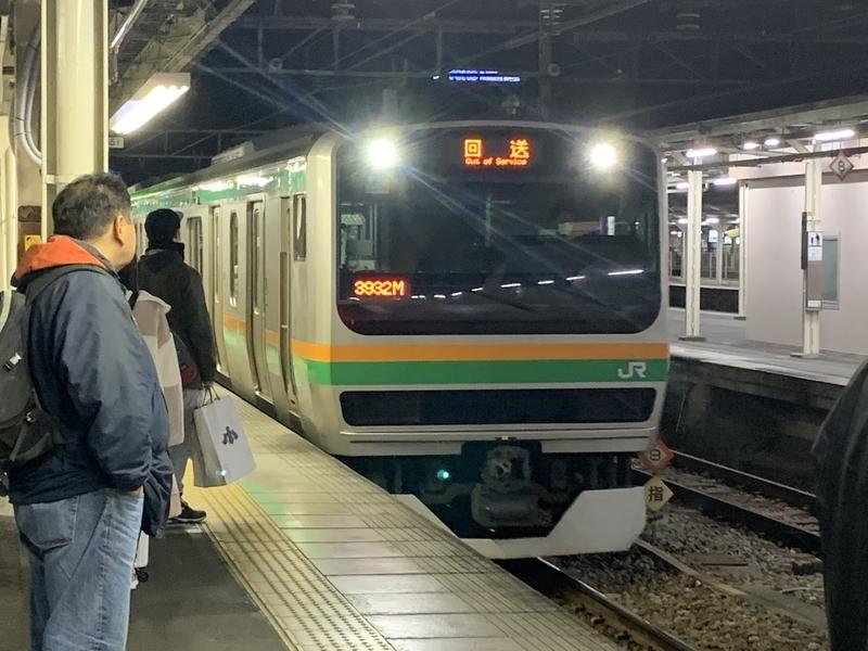 高崎駅 高崎線