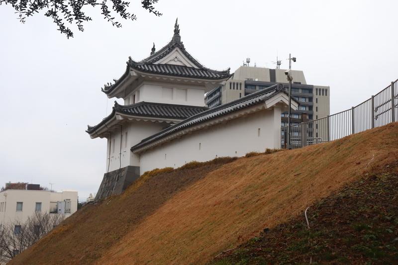 宇都宮城 富士見櫓