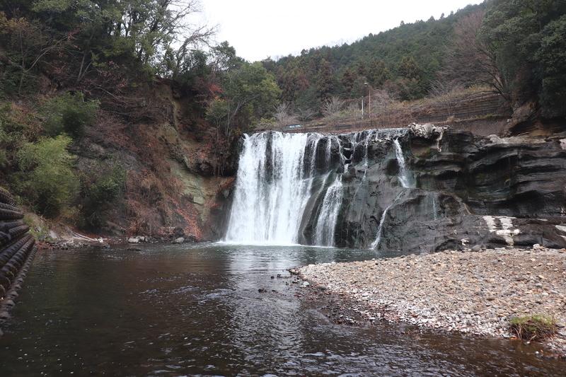 烏山 龍門の滝