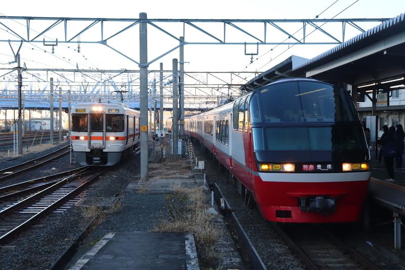 東海道本線 豊橋駅