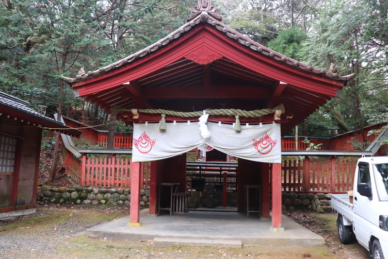 南宮大社 稲荷神社