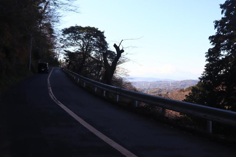 湘南平 富士山