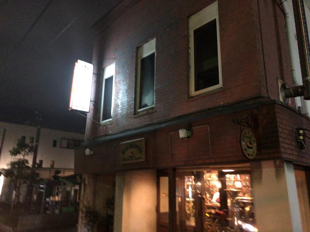 東出珈琲店の外観写真