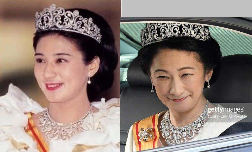 紀子さまは「皇太子妃第1ティアラ」着用 [ 2019年5月2日 0530