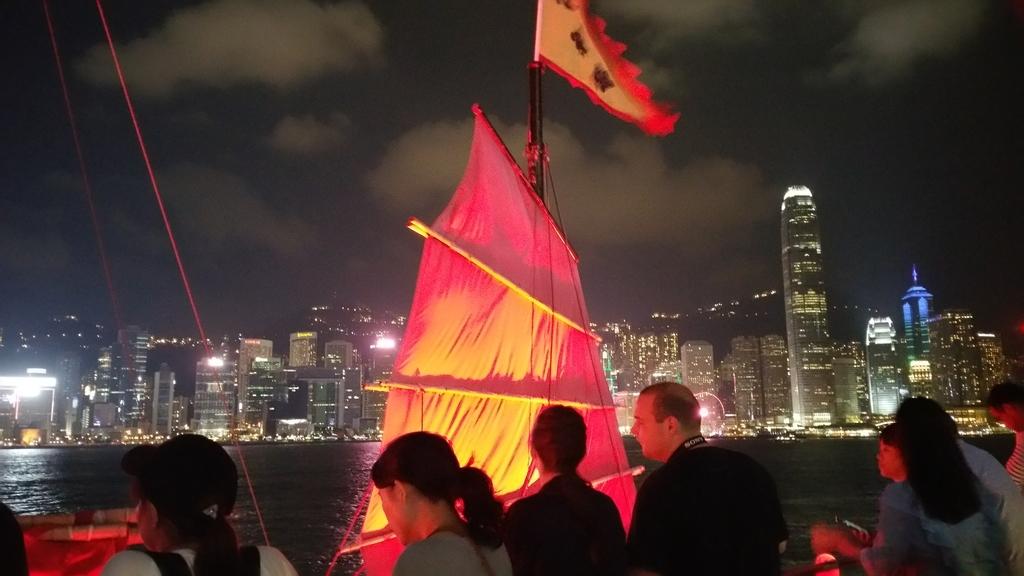 香港の思い出